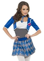 Adult Fever School Girl Costume