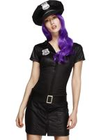 Adult Fever Sexy Cop Costume