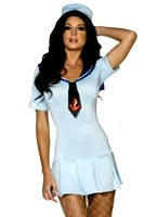 Adult Fever Shipmate Sweetie Sailor Costume