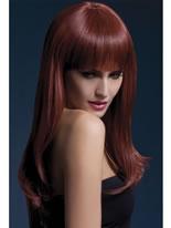 Adult Fever Sienna Auburn Wig [42552]