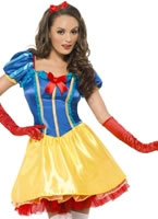 Fever Snow White Costume