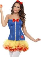 Fever Sexy Snow White Costume