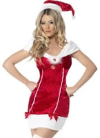 Adult Fever Stocking Filler Costume