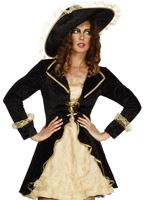Adult Fever Swashbuckler Costume