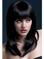 Fever Tanja Wig Black [42521]