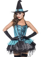 Adult Fever Witch Devine Costume