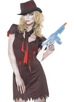 Fever Zombie Gangster Costume [24359]