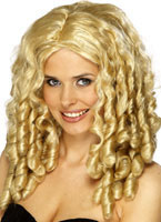 Blonde Film Star Wig [42123]