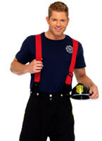 Adult Fire Captain Costume [83684]