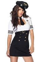 Adult First Class Captain Costume [83839]