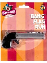 Clown Flag Bang Gun