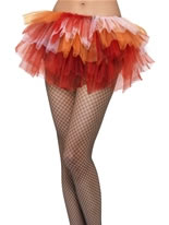 Flaming Hot Tutu