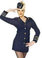 Adult Flight Attendant