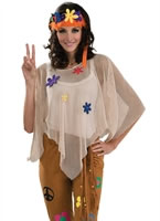 Adult Flower Child Costume [889162]