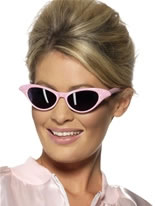 Flyaway Style Sunglasses Pink Ladies