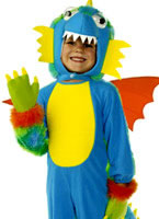 Mini Monsters Flying Crump Childrens Costume [36178]