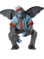 Adult Deluxe Flying Monkey Costume [01301]