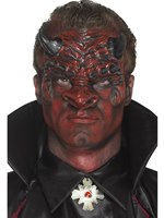Foam Latex Devil Head Prosthetic