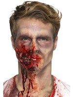 Foam Latex Zombie Jaw Prosthetic