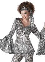 Adult Foxy Lady Costume [01113]