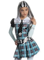 Child Monster High Frankie Stein Costume