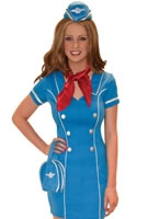 Frequent Flyer Costume