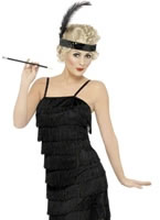 Adult Fringe Flapper Costume [33451]