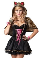 Adult Frisky Kitty Costume