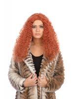 Frizzy Wig Long Auburn [BW644]