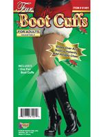 Fur Boot Cuffs [BA713]