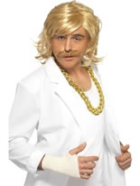 Keith Lemon Wig & Moustache