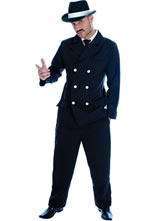 Adult Male Gangster Costume [FS2440]