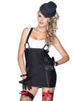 Adult Gangster Girl Costume [83866]