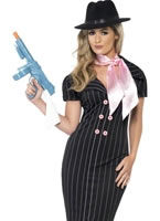 Ladies Gangster's Moll Costume