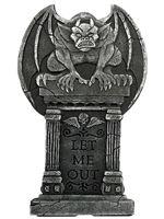 Gargoyle Tombstone [190594]