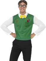 Geek Boy Costume [31110]