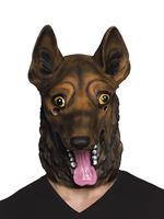 German Shepherd Overhead Mask