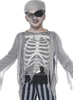 Ghost Ship Boy Costume [22959]