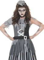 Child Ghost Ship Pirate Girl Costume