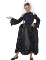 Child Horrible Histories Queen Victoria Costume
