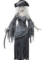 Adult Ghost Ship Princess Costume