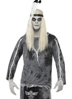 Adult Ghost Town Indian Costume