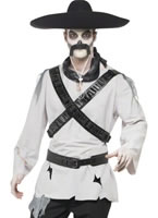 Ghost Town Mexican Bandit Costume [29530]