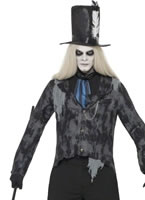 Adult Ghost Town Undertaker Costume