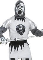 Adult Ghostly Knight Costume