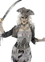 Adult Ghost Ship Ghoulina Costume