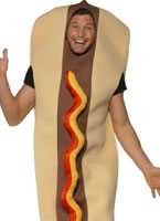 Adult Giant Hot Dog Costume