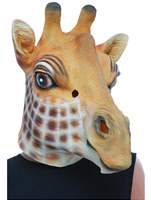 Giraffe Latex Mask [50881]