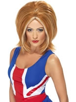 Ginger Spice Girl Wig [42130]