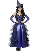 Adult Glamorous Witch Costume